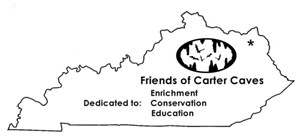Friends Of Carter Caves State Park