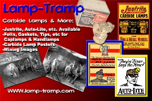 Lamp Tramp Carbide Lamp Online Store